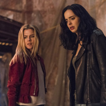 """""""Jessica Jones"""" is the best show on television about female friendship, and as a bonus it also includes superheroes"""