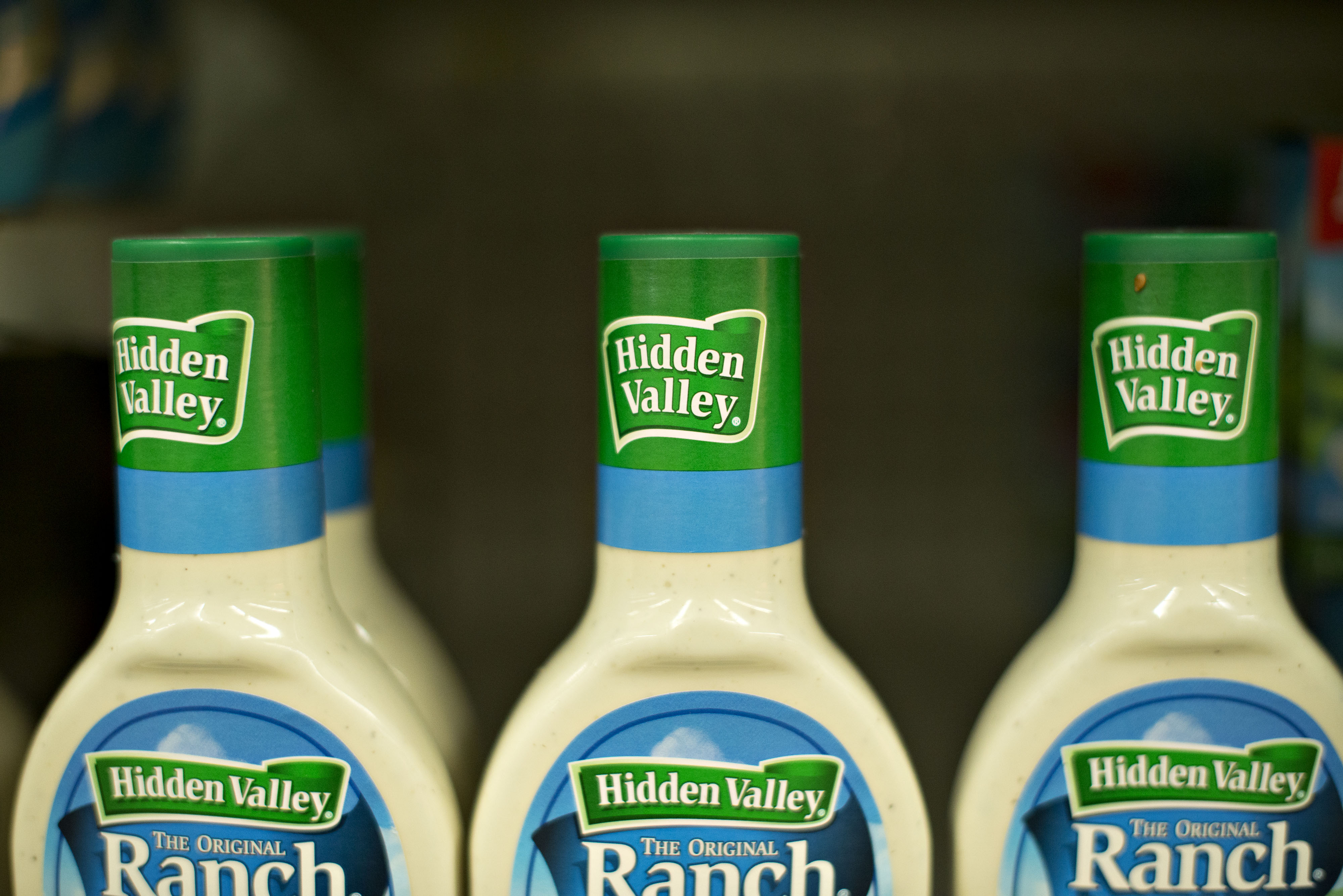 Hidden Valley is giving Prince Harry and Meghan Markle a diamond-encrusted bottle of ranch dressing, because nothing says forever like dairy