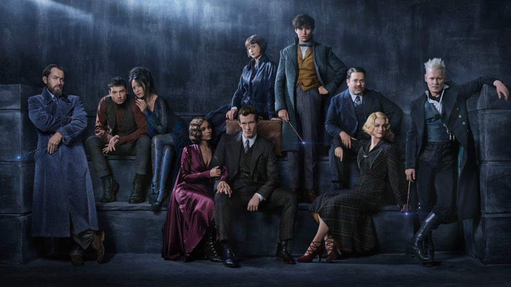"The first pre-teaser for ""Fantastic Beasts 2"" is here, and good news — it is 100% Johnny Depp-free"