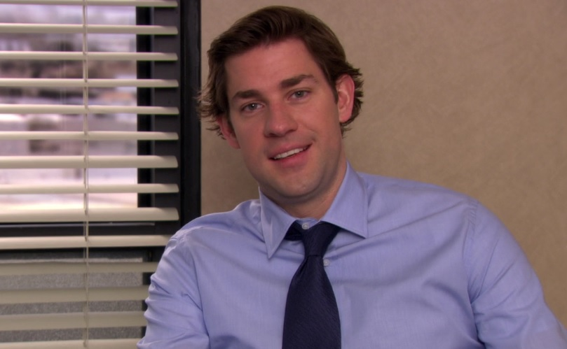 "John Krasinski is 100% game for an ""Office"" reboot, and his reunion episode idea would make Jim Halpert proud"