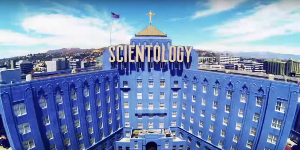 Here's everything you need to know about Scientology's brand new TV channel — because yes, it's real