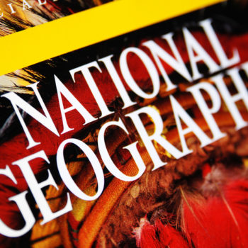 """Who are the twins on the cover of the """"National Geographic"""" race issue?"""
