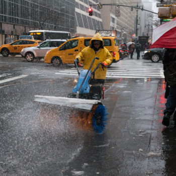 What New York City can expect from Winter Storm Skylar today and tomorrow