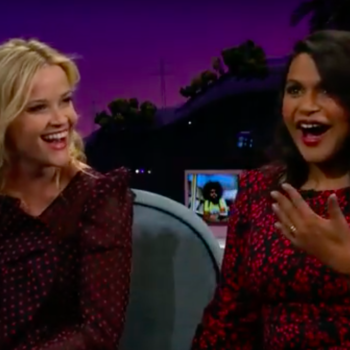 Mindy Kaling, Oprah, and Reese Witherspoon's impressions of each other are low-key savage, and we could watch them for hours
