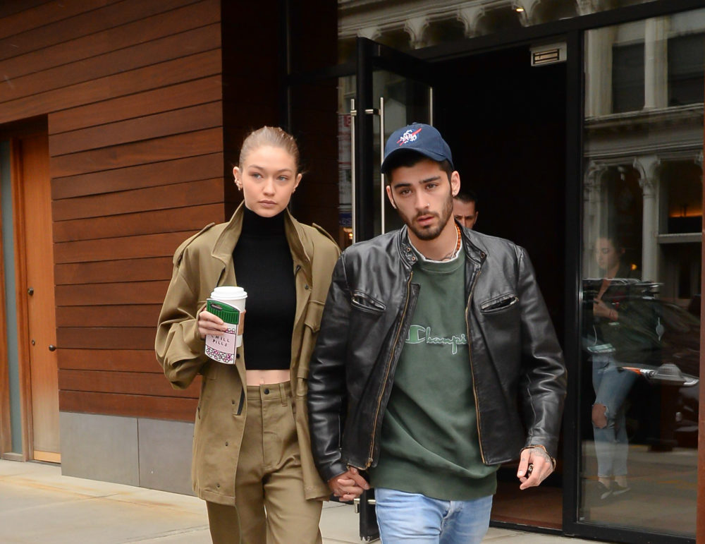 Gigi Hadid and Zayn Malik officially broke up