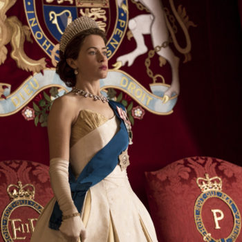 "Netflix paid Claire Foy *less* than Matt Smith for ""The Crown,"" even though Foy is the MF'ing Queen"