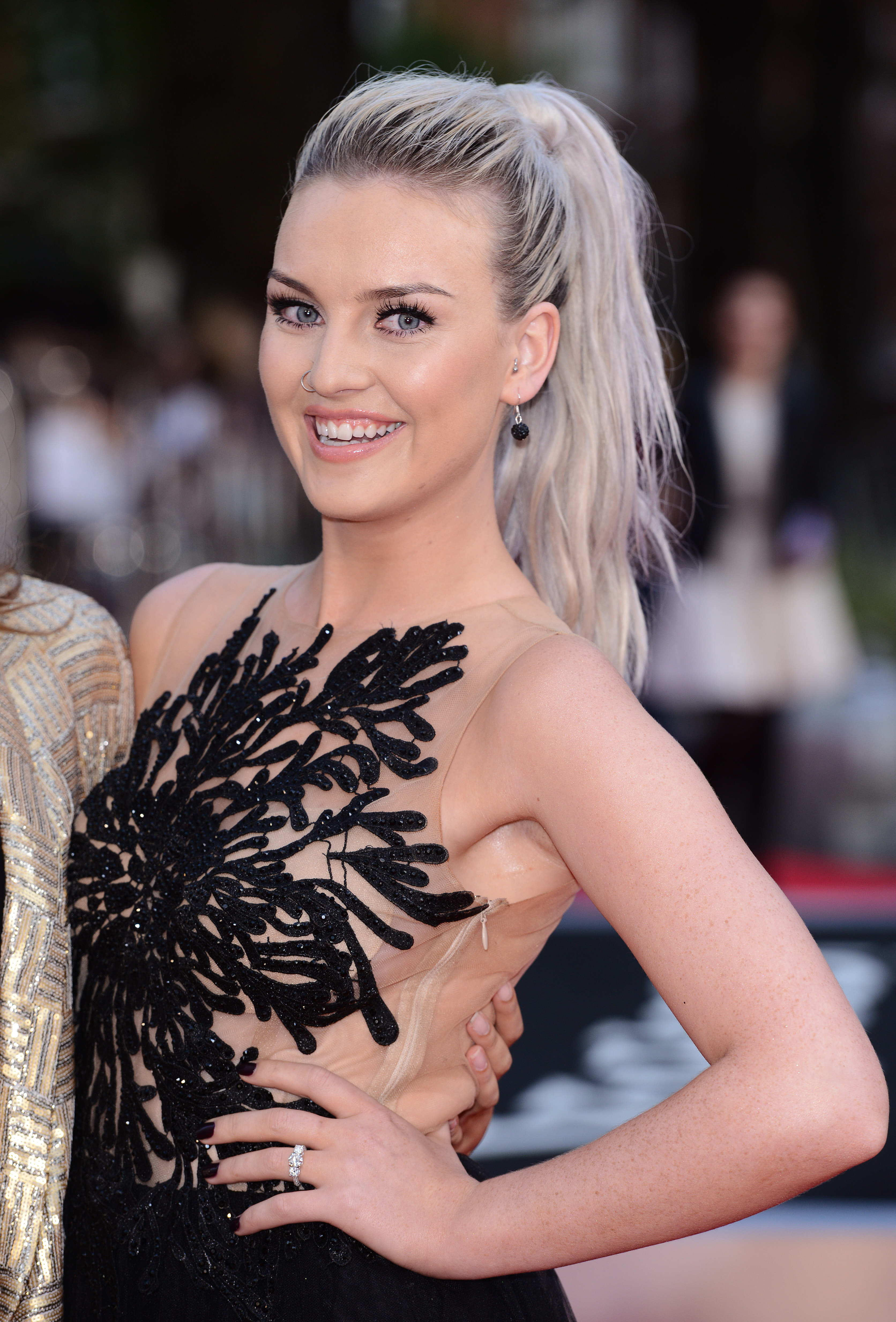 Perrie Edwards Ponytail Ring