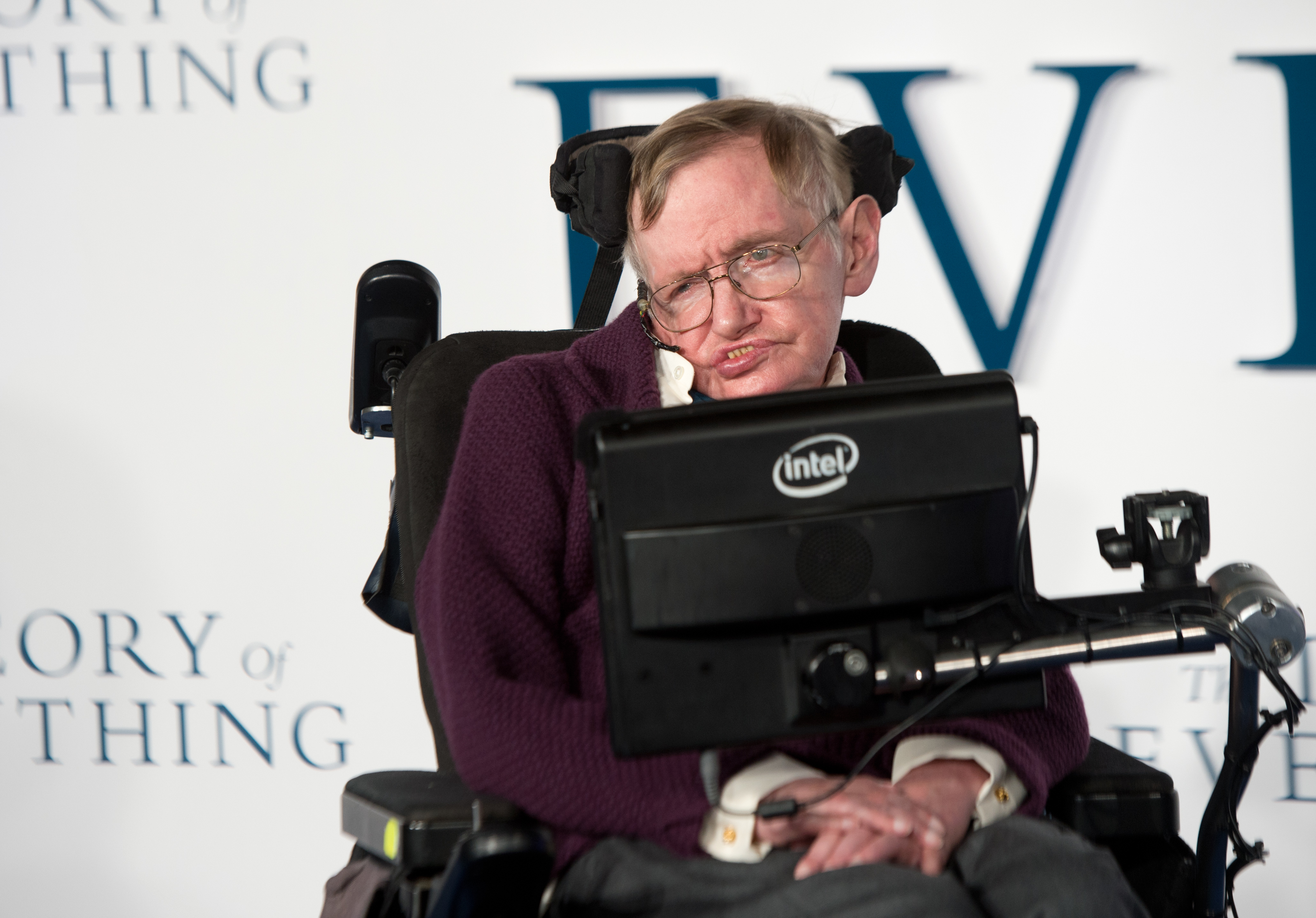 Stephen Hawking has passed away, and the world is truly doomed