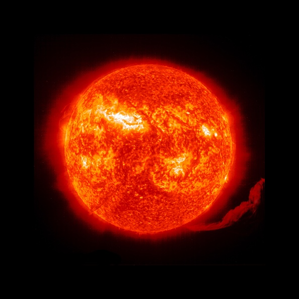 What is a solar storm, and should you be worried today?