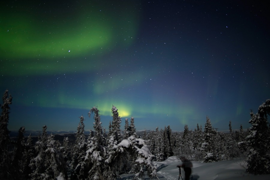 The northern lights will be visible tonight in certain areas, and here's where you can see them