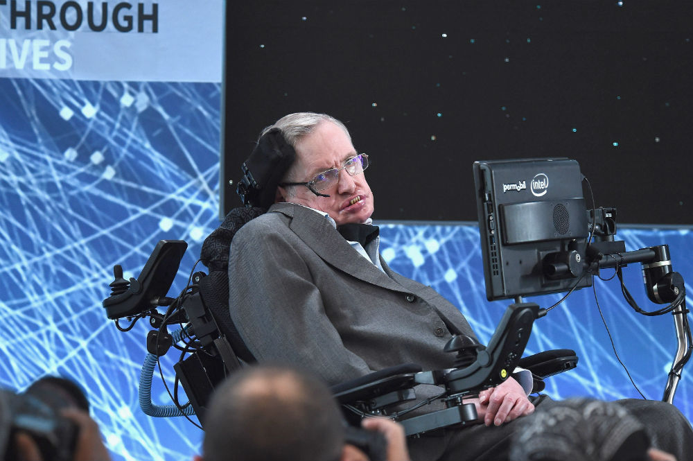 Reminder: Stephen Hawking wanted you to know you could end up with Zayn Malik in another universe