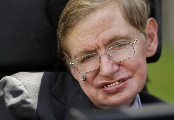 Stephen Hawking once hosted a party for time travelers because he was just that kind of guy