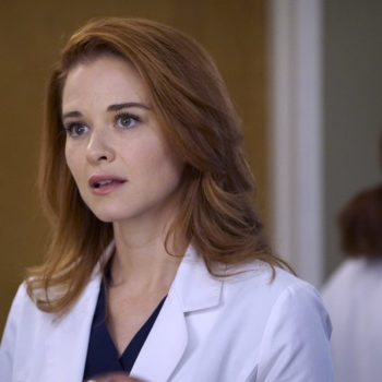 """Grey's Anatomy"" fans, rest easy — Sarah Drew will be back on TV in the ""Cagney & Lacey"" reboot"