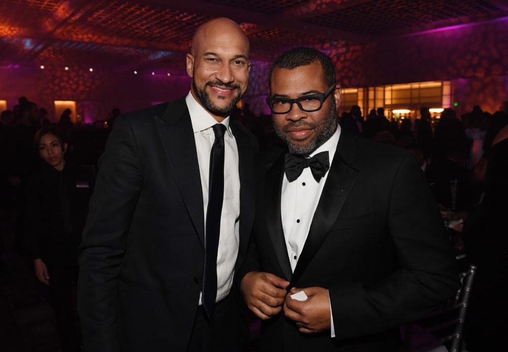 Jordan Peele and Keegan-Michael Key are reuniting at Netflix, because the movie gods are kind and generous