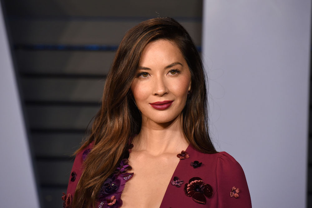 Olivia Munn's modern-day perm proves the '80s throwback trend is here to stay