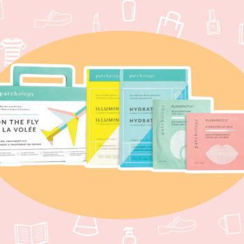 WANT/NEED: A travel sheet mask set perfect for spring break (or a staycation), and more stuff you want to buy