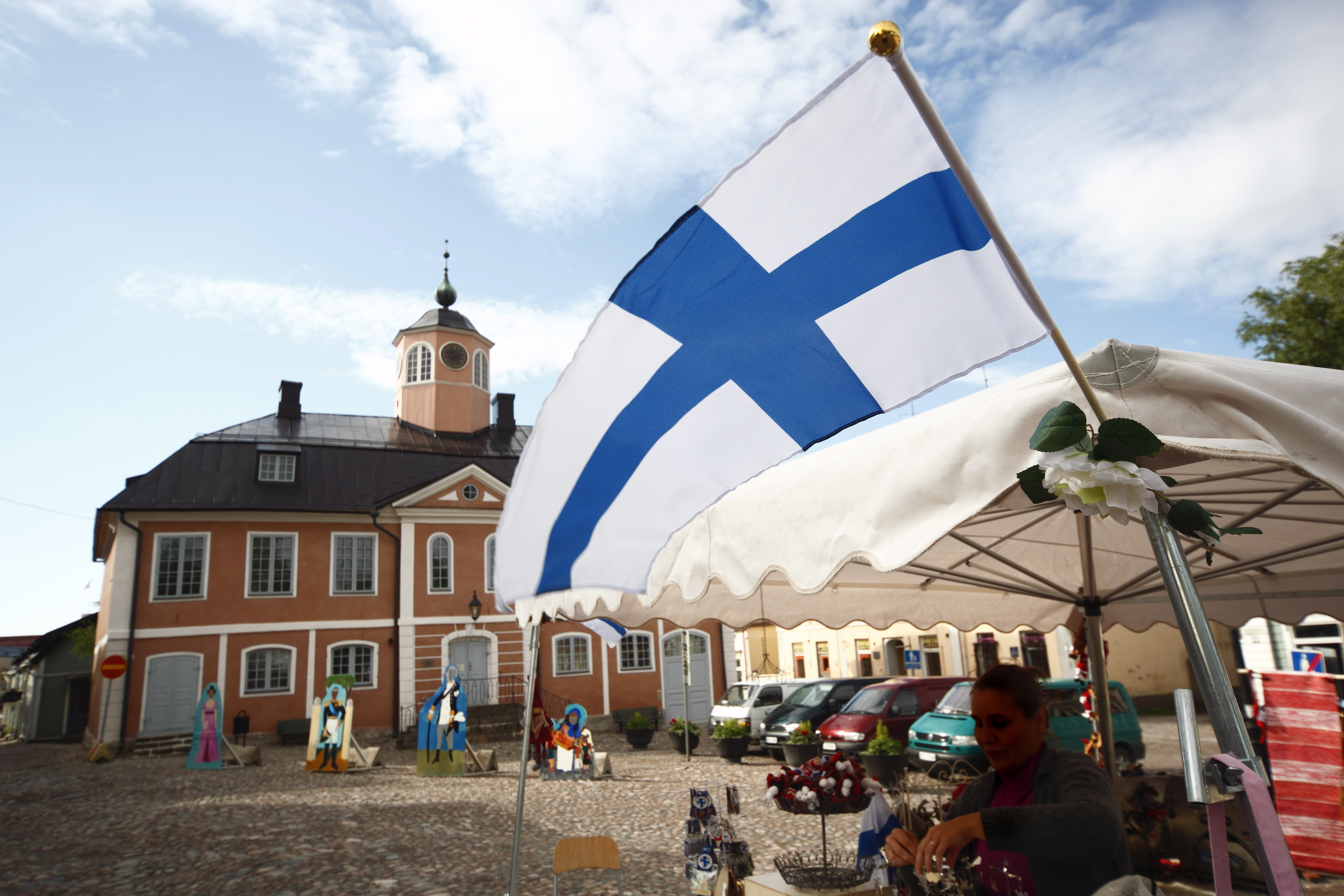 Finland was just voted the world's happiest country, and here's how you can move there