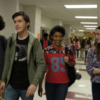 """You're not alone — the """"Love, Simon"""" cast keeps crying about the movie, too"""