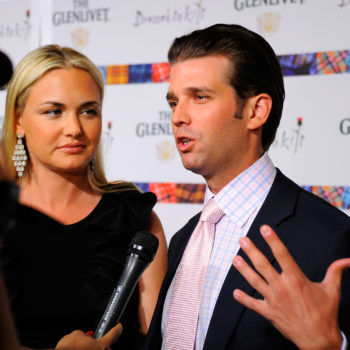 """Why are Vanessa and Donald Trump Jr. getting divorced? In the words of the president, this split is """"sad"""""""