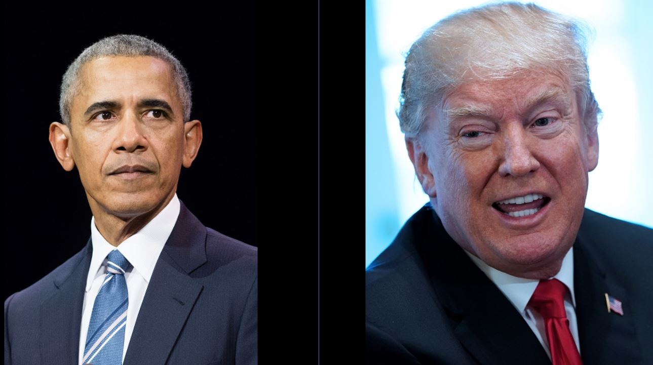 This infuriating video shows all the times Fox News shamed Obama but raved about Trump — for the exact same thing