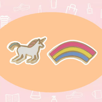 WANT/NEED: The most magical unicorn and rainbow earrings, and more stuff you want to buy