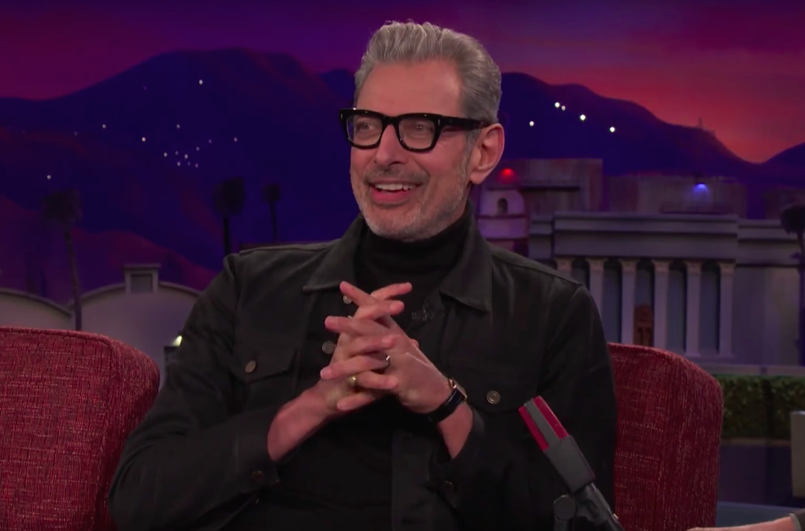 Jeff Goldblum knows we're doing impressions of him — and he likes it
