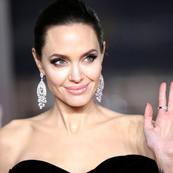 Angelina Jolie revealed why she loves seeing herself age, and everyone should read this