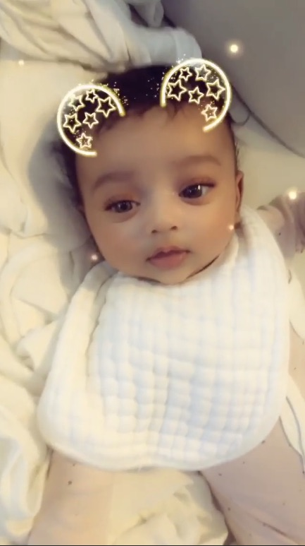 Instagram Cuties Sexiest Selfie: Kim Kardashian Shared The Cutest Chicago West Pictures On