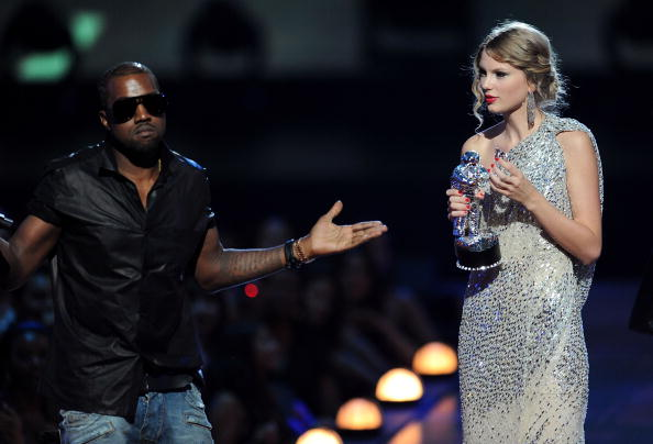 A Kanye West dating site exists, but Taylor Swift fans are not welcome