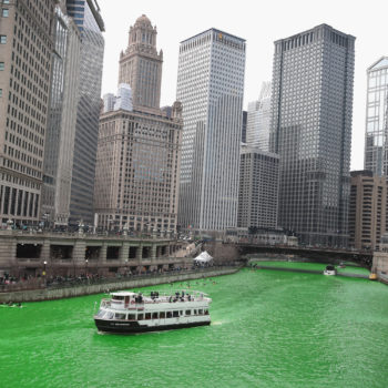 These St. Patrick's day photos from parades around the world will give you serious FOMO