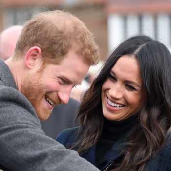 """Prince Harry and Meghan Markle are fans of """"The Crown,"""" and that's a binge-watching session we'd love to join"""