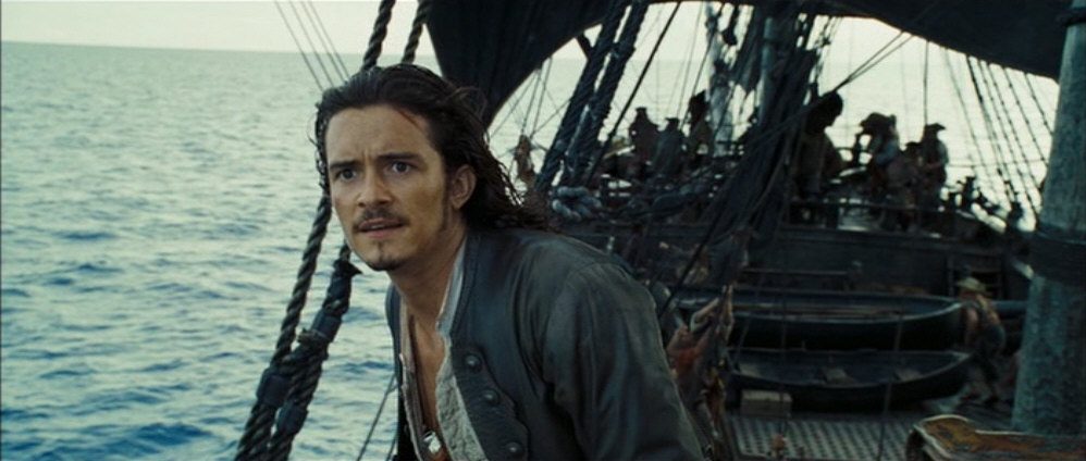 "Yo ho, Will Turner and ""Pirates of the Caribbean"" are coming back to Netflix next month"