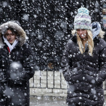 Will the fourth nor'easter affect New Jersey?