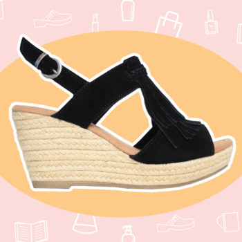 WANT/NEED: Festival-ready wedges (no heels stuck in the grass!), and more stuff you want to buy