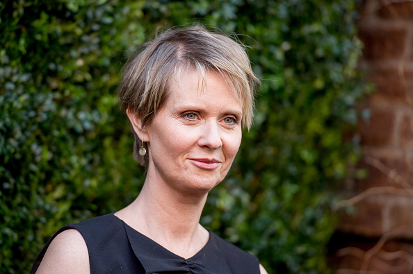 Cynthia Nixon is running for governor of New York, and Miranda would be proud