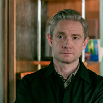 "Martin Freeman doesn't think ""Sherlock"" Season 5 will happen — and he's blaming the fans for it"