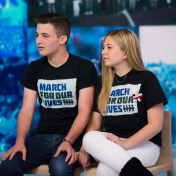 The Parkland students are responding to the Maryland school shooting, and we need to listen