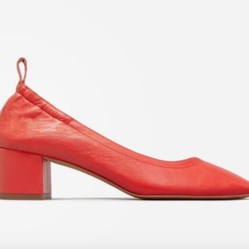 The Everlane Day Heel that literally everyone wants comes in so many different colors