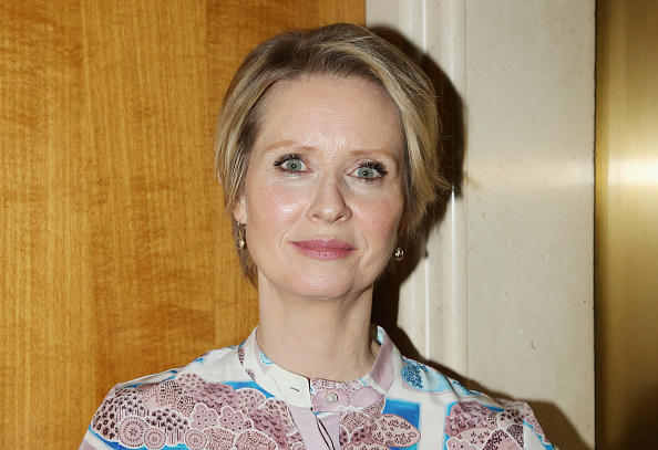 All the ways Cynthia Nixon has fought for political change — and there are a lot