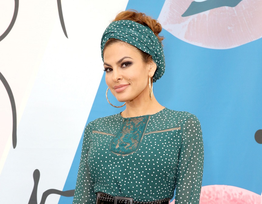 Eva Mendes revealed why she lets her daughters wear whatever they want
