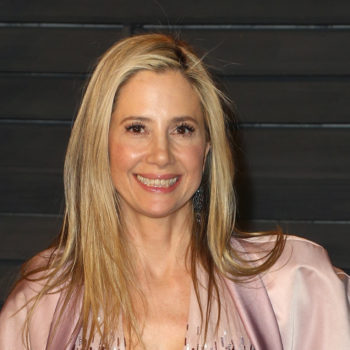 Mira Sorvino is *finally* returning to TV after being blacklisted by Harvey Weinstein