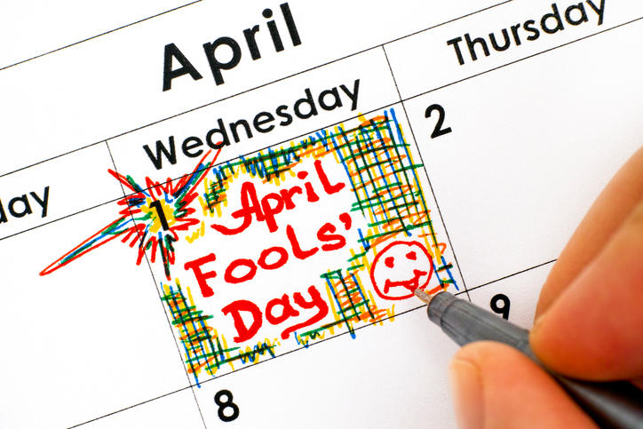 Why exactly does April Fools' Day, the worst holiday, exist?