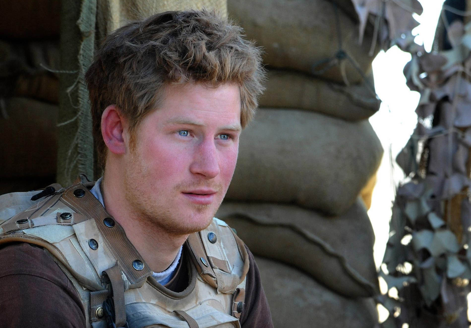 """Prince Harry apparently came """"close to death"""" several times while serving in Afghanistan, according to military sources"""