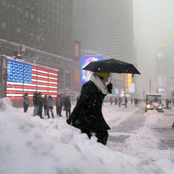 How much snow will NYC get today? Grab your shovel