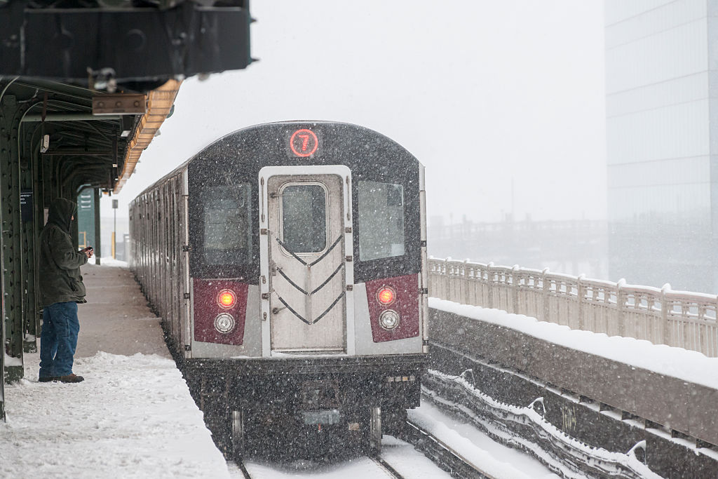 Winter Storm Toby will definitely affect NYC commuters, and when will this end?