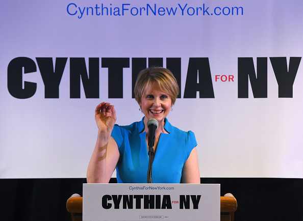 "A New York politician called Cynthia Nixon an ""unqualified lesbian,"" and, um no"