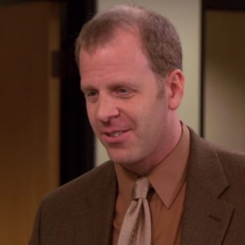 """Winter Storm Toby is inspiring so many tweets about """"The Office,"""" because what gives it the right?"""