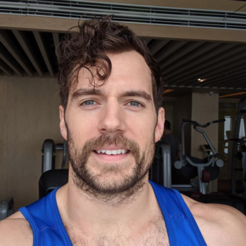 Henry Cavill said goodbye to his legendary mustache in the best way — with a Sarah McLachlan tribute video