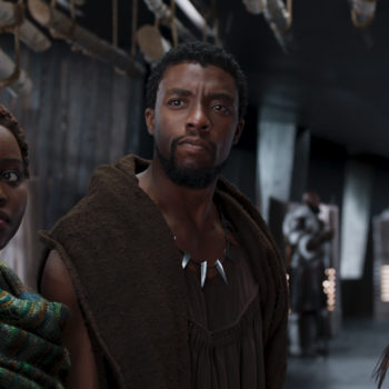"""Black Panther"" just broke another record — it's the most tweeted-about movie *of all time*"