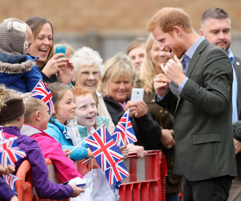 Prince Harry Wants Kids With Meghan Markle Soon After
